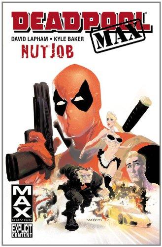 Cover Deadpool Max: Nutjob