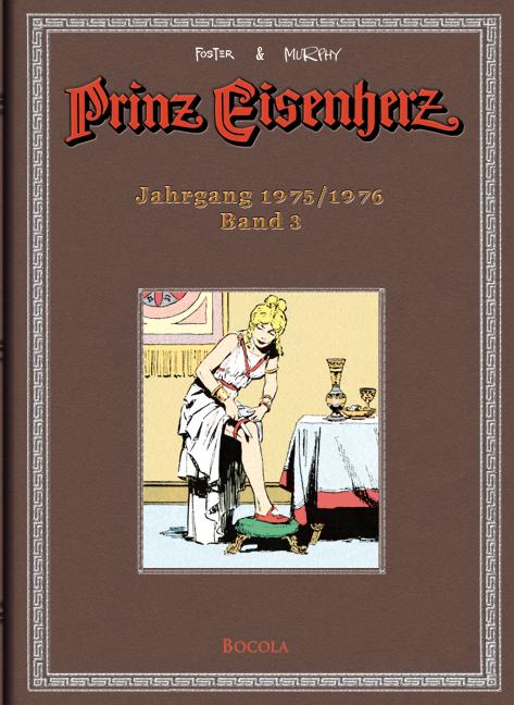 Cover Prinz Eisenherz – Die Foster & Murphy-Jahre 3