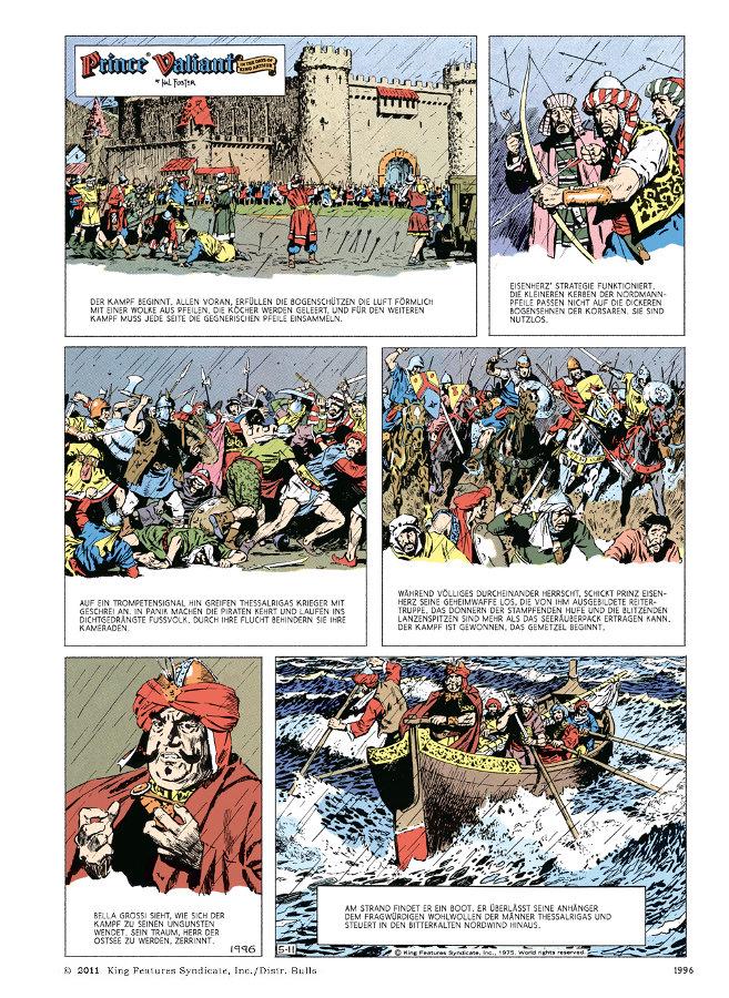 Seite aus Prinz Eisenherz – Die Foster & Murphy-Jahre 3