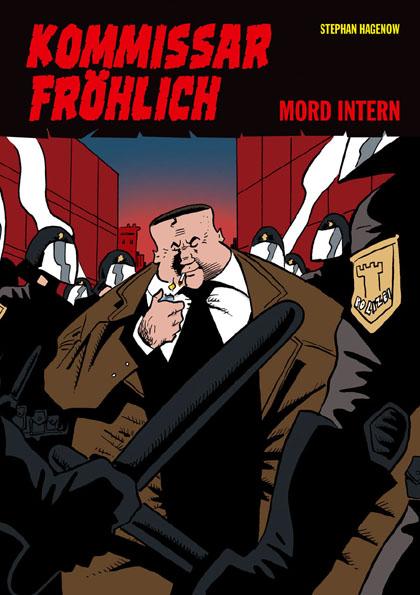Cover Kommissar Fröhlich 5