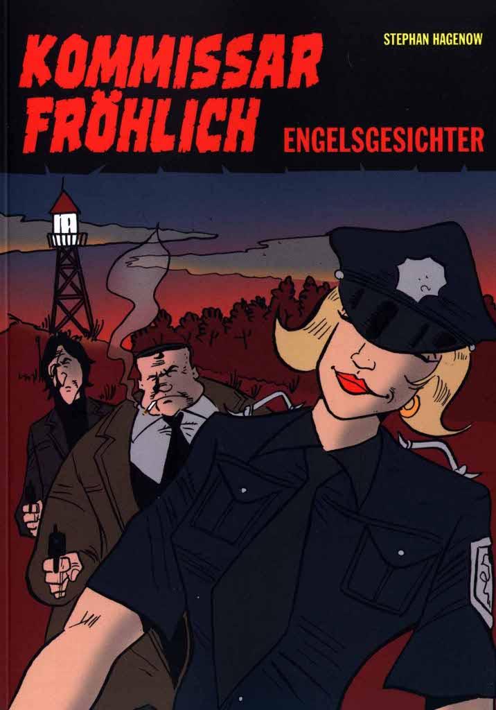 Cover Kommissar Fröhlich 4