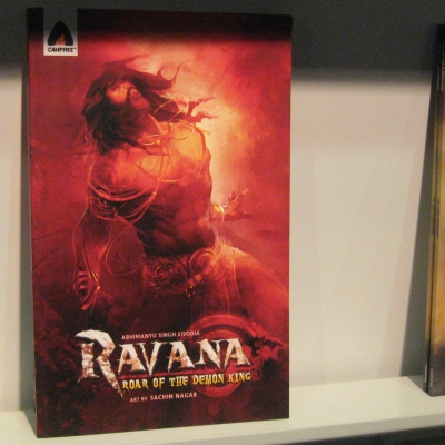 Ein indischer Comic: Ravana – Roar of the Demon King
