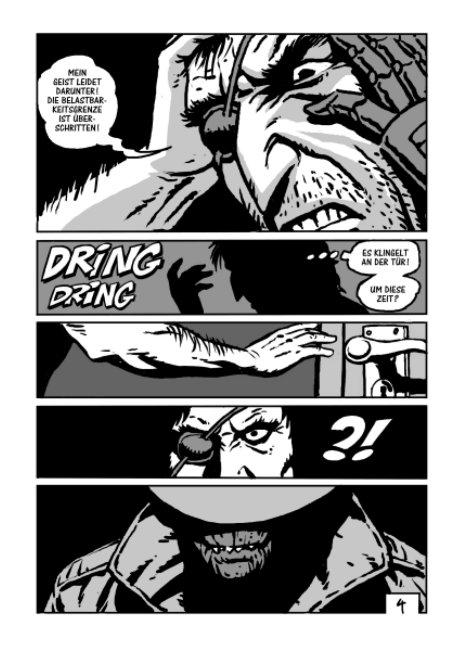 Seite aus Tumba 1