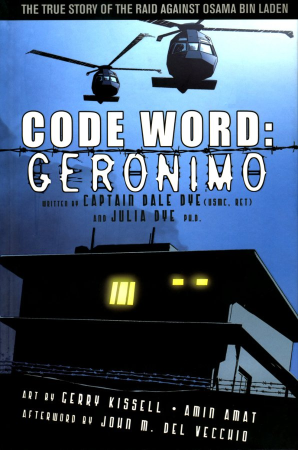 Cover Code Word: Geronimo