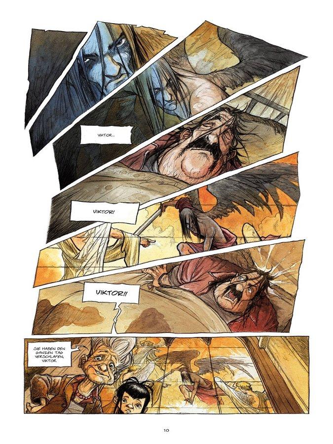 Seite aus Annas Paradies 1