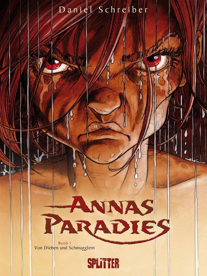 Cover Annas Paradies 1