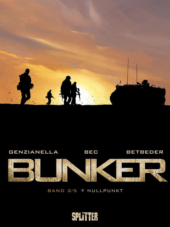 Cover Bunker 2