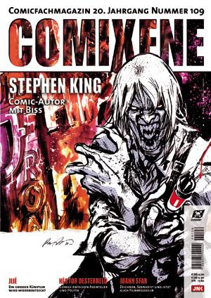 Cover Comixene 109