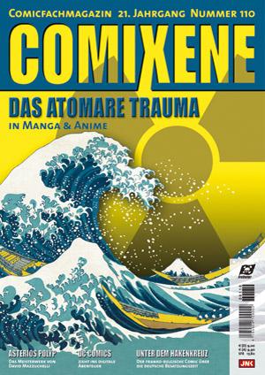 Cover Comixene 110