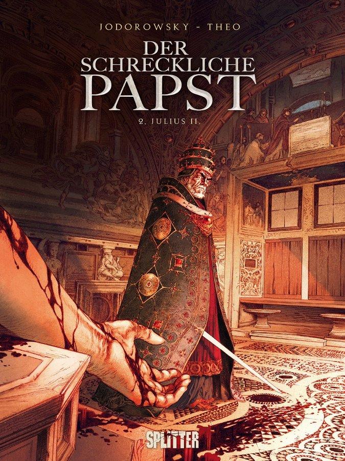 Cover Der schreckliche Papst 2