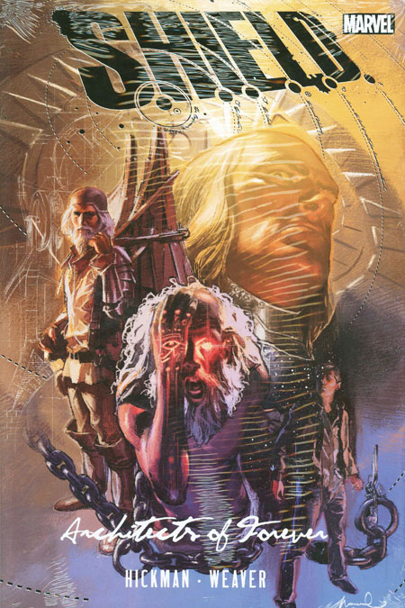 Cover S.H.I.E.L.D. – Architects of Forever