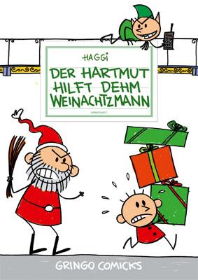 Der Hartmut hilft dehm Weinachtzmann