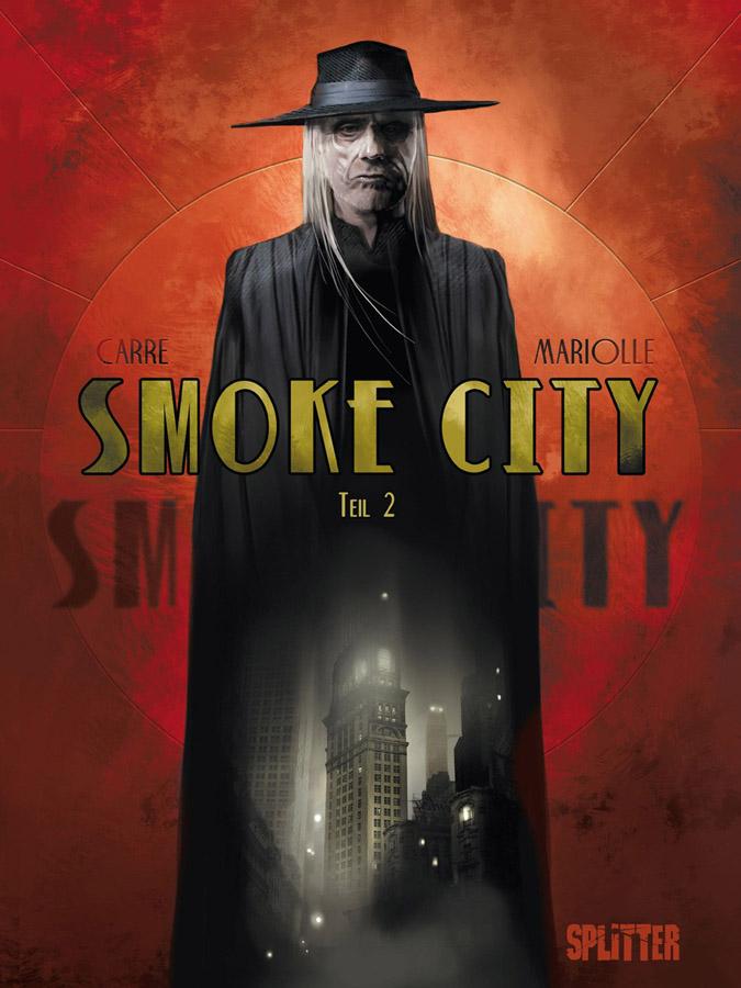 Cover Smoke City 2