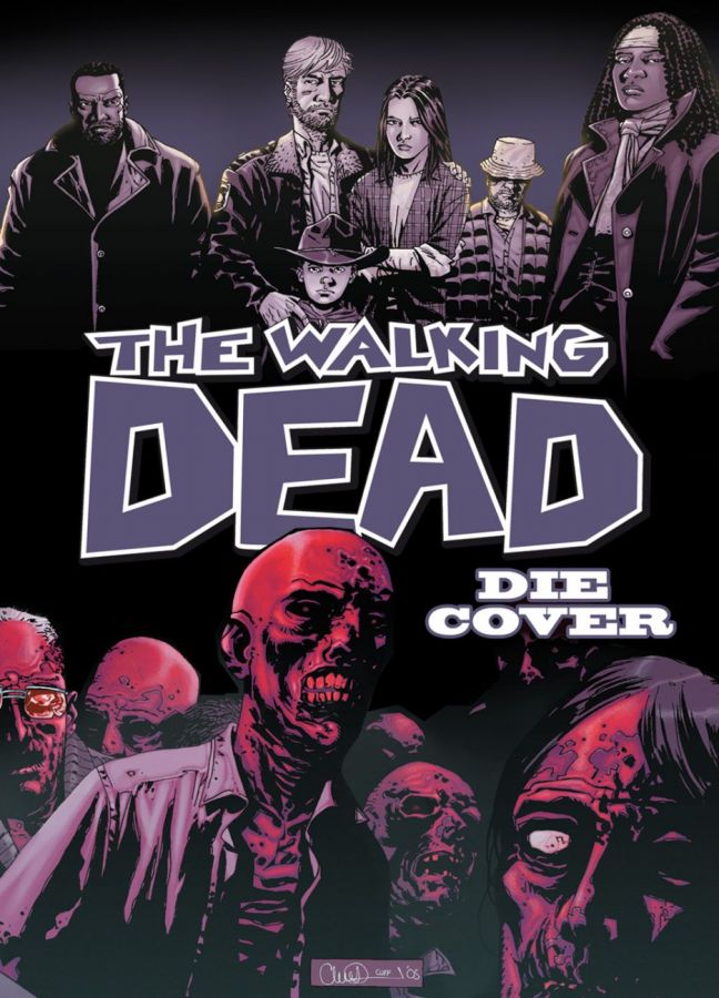 The Walking Dead – Die Cover