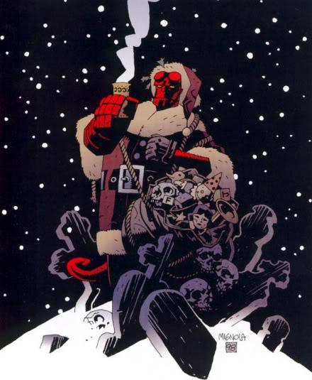 Hellboy X-Mas