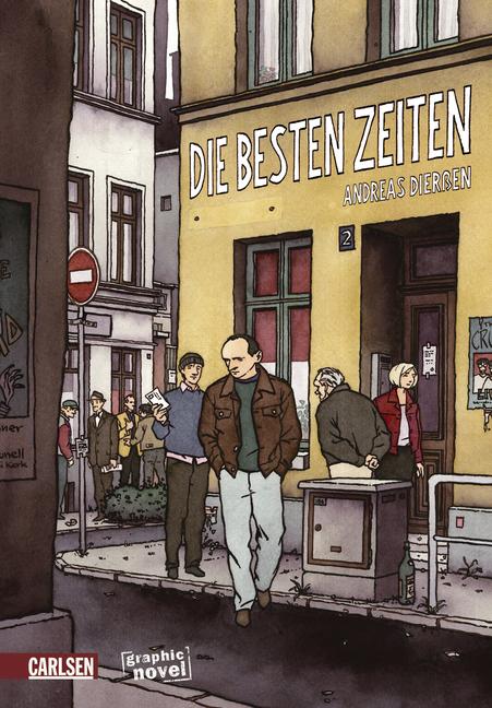 Cover Die besten Zeiten