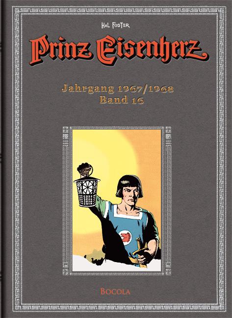 Cover Prinz Eisenherz 16