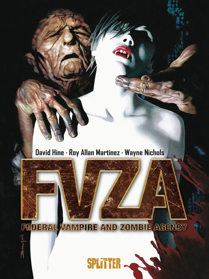 FVZA – Federal Vampire and Zombie Agency