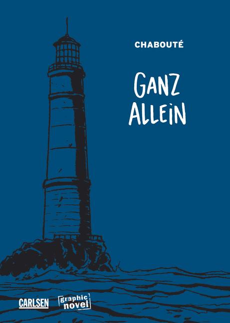 Cover Ganz allein