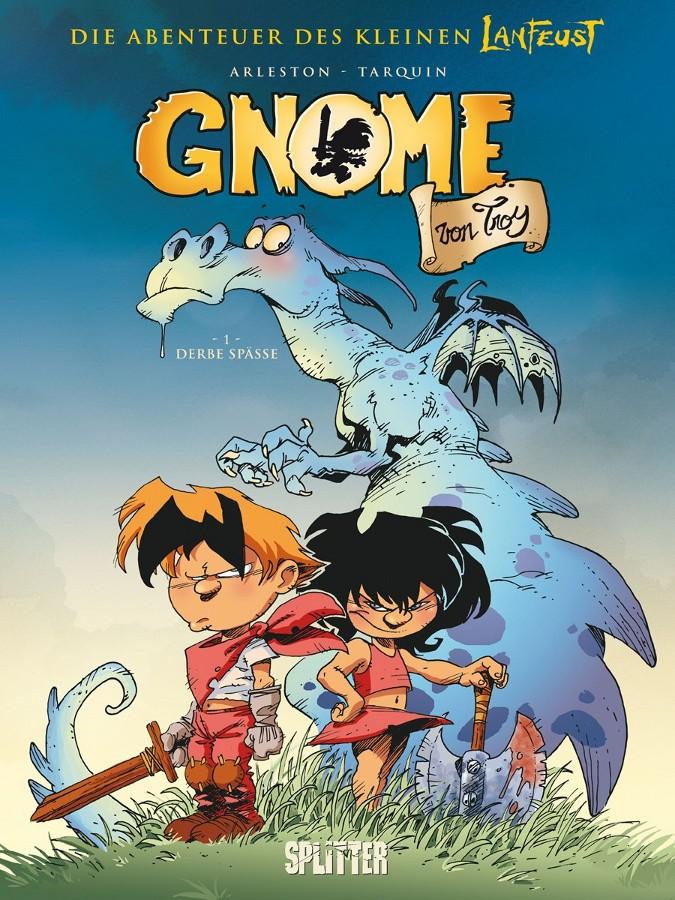 Die Gnome von Troy 1