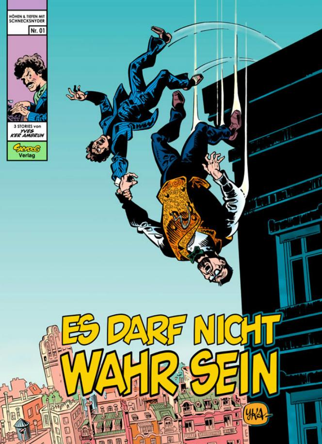 Cover Schnecksnyder 1