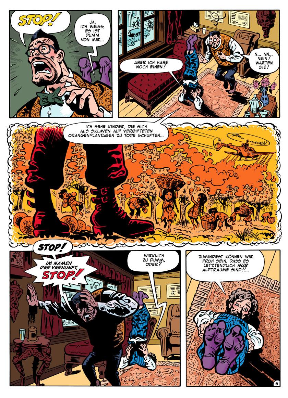 Seite aus Schnecksnyder 1