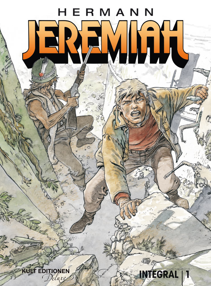 Jeremiah Gesamtausgabe 1