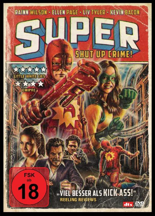 "DVD-Cover ""Super"""