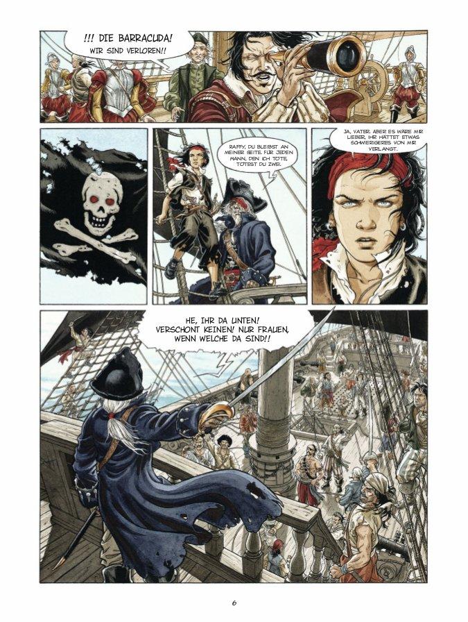 Seite aus Barracuda 1