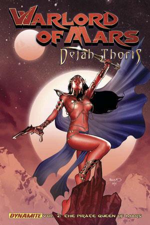 Cover Warlord Of Mars: Dejah Thoris Vol. 2