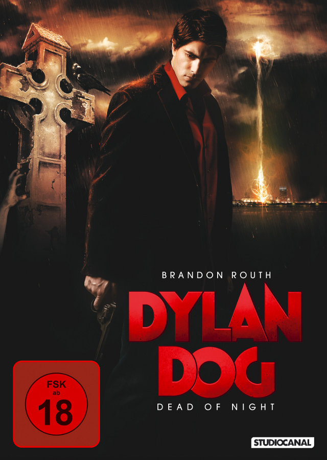 DVD-Cover Dylan Dog