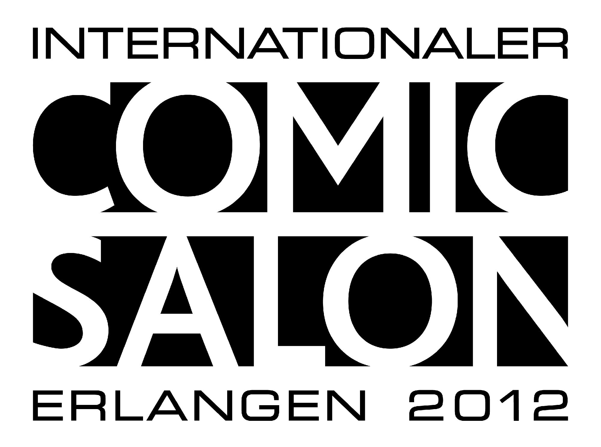 Logo Internationaler Comic-Salon Erlangen