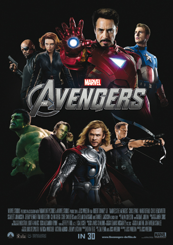 The Avengers Hauptplakat