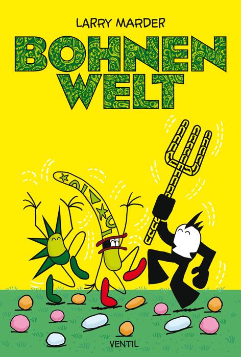 Cover Bohnenwelt