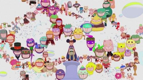 Die Welt von OZ (Anime)