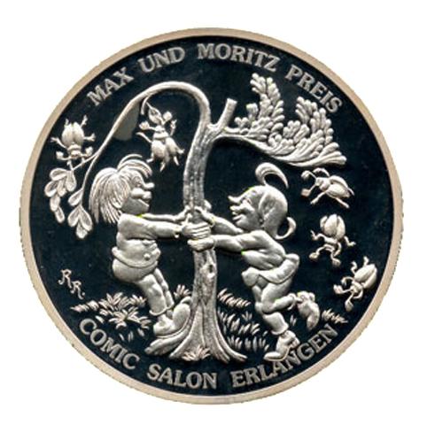 Max-und-Moritz-Preis-Medaille
