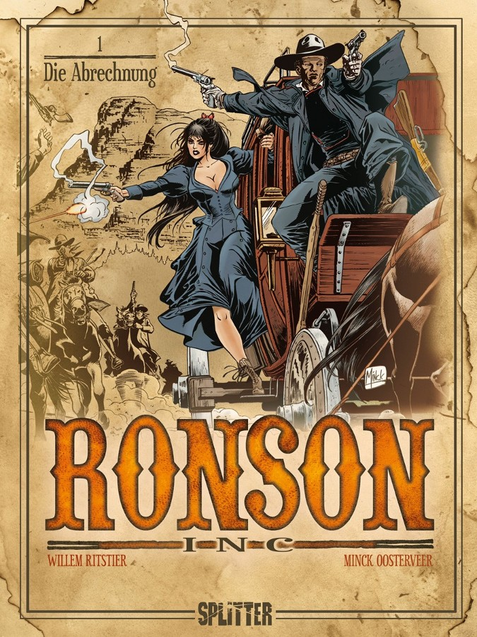 Cover Ronson Inc. 1