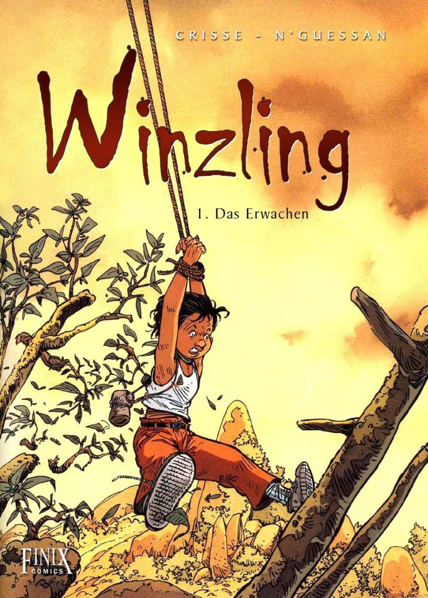 Cover Winzling 1