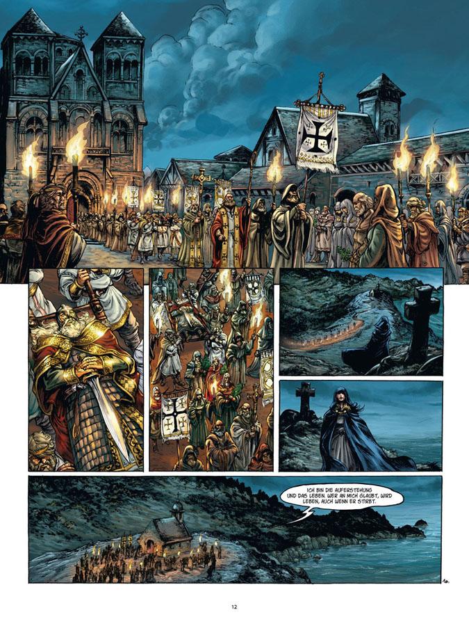 Seite aus Durandal 1