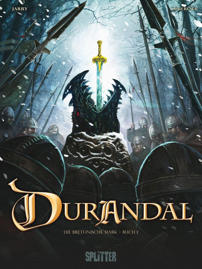 Cover Durandal 1