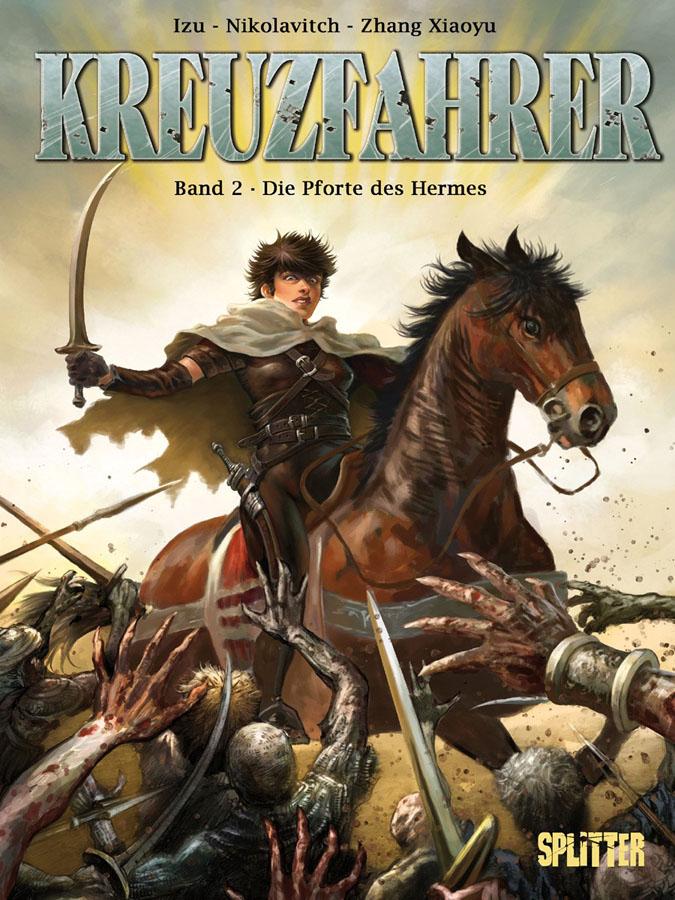 Cover Kreuzfahrer 2
