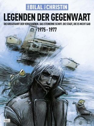 Cover Legenden der Gegenwart