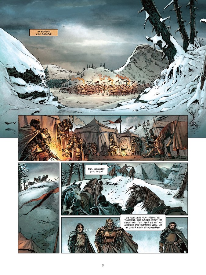 Seite aus Ravermoon 1