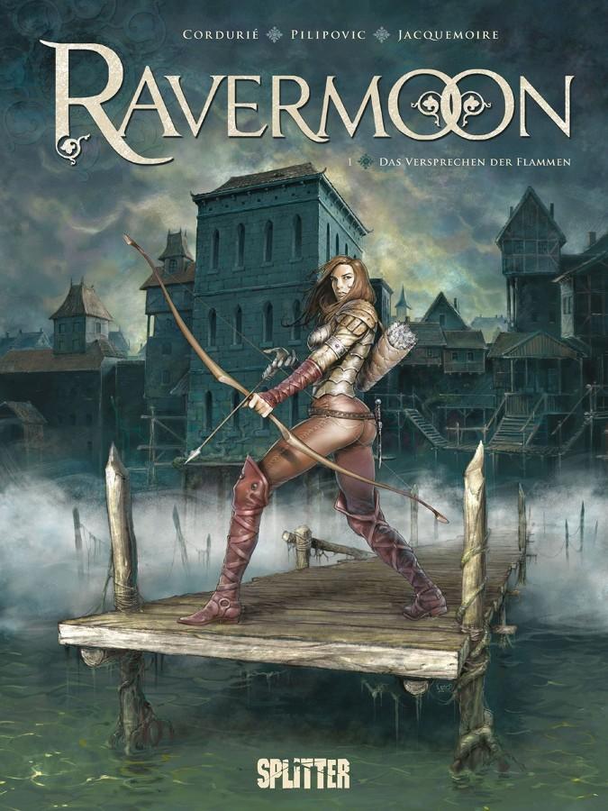 Cover Ravermoon
