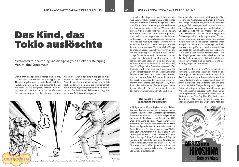 Comicgate-Magazin 7: Das Kind, das Tokio auslöschte