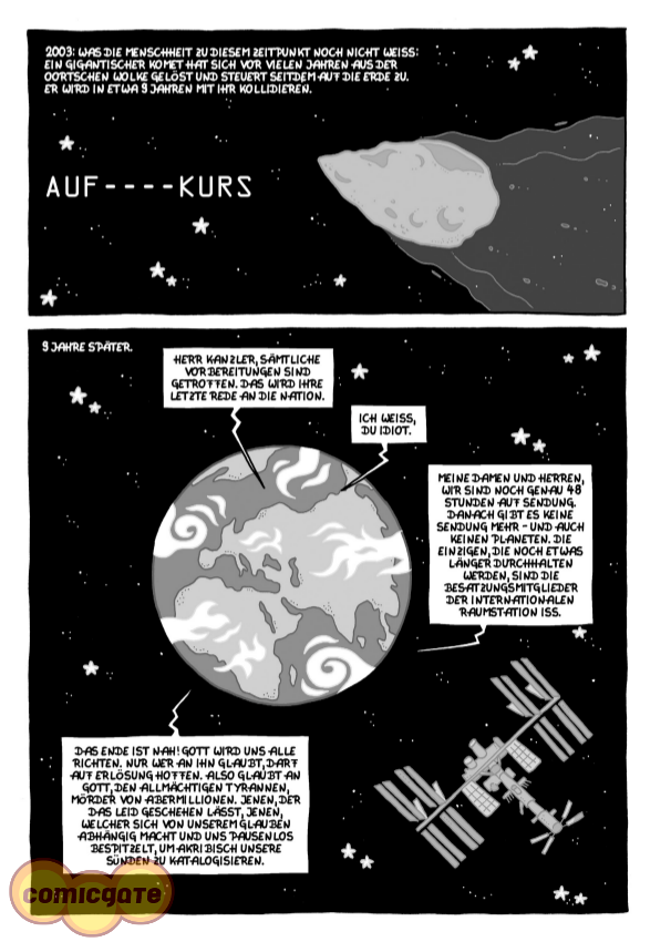 Comicgate-Magazin 7: Auf Kurs