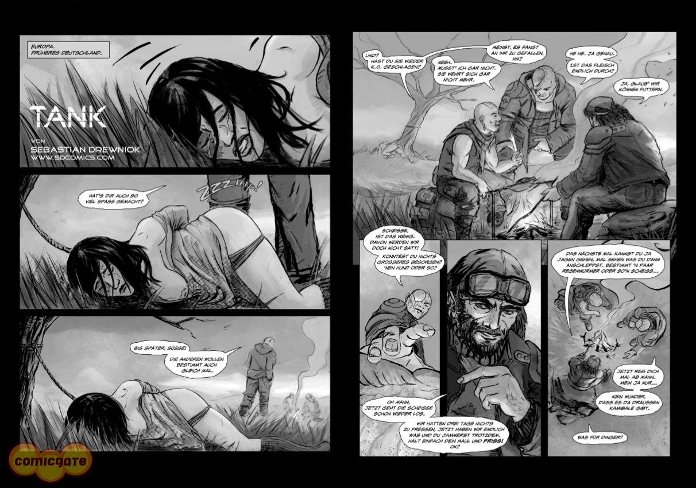 Comicgate-Magazin 7: TANK