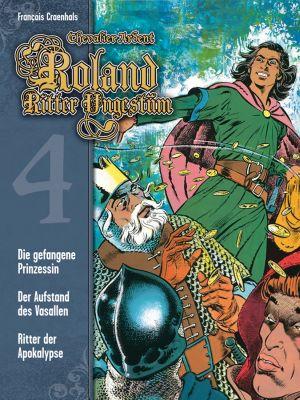 Cover Roland, Ritter Ungestüm 4