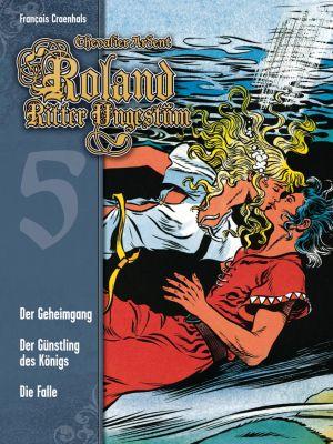 Cover Roland, Ritter Ungestüm 5
