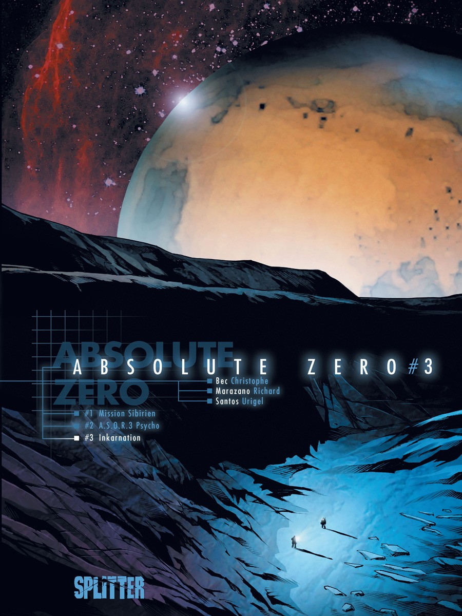 Cover Absolute Zero 3